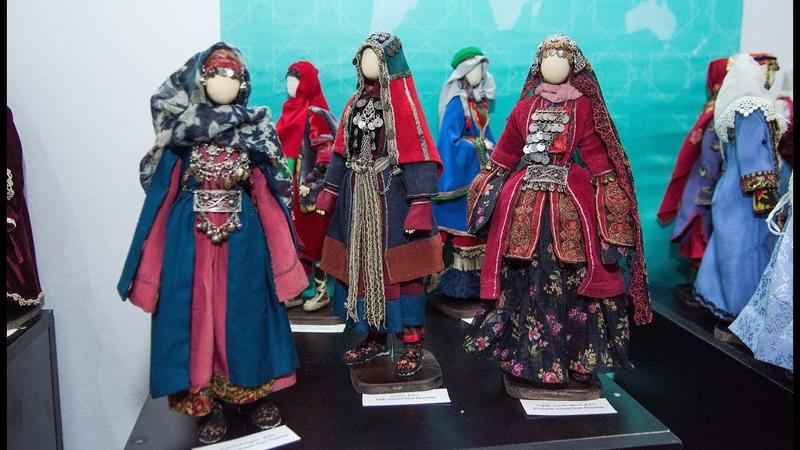Художники Грузии и Турции показали, как раньше одевались женщины Кавказа