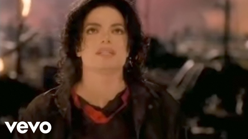Michael Jackson - Earth Song (Official Video)