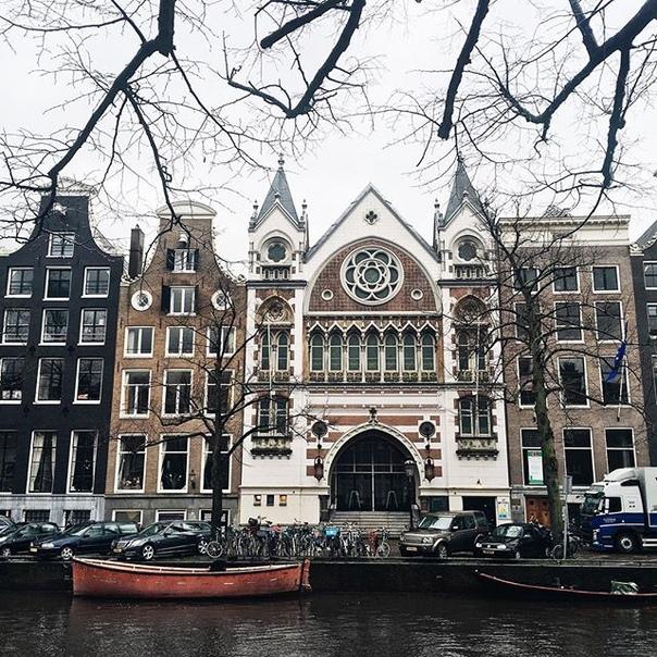 В Амстердам на Новый Год за 11 тысяч туда-обратно из Москвы