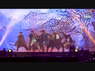 [BANGTAN BOMB] 'IDOL' Special Stage (BTS focus) @ 2018 MMA - BTS (방탄소년단)