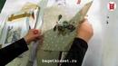 Вышивальная книга Часть 1 Вышивка крестиком, бисером, лентами... магия рукоделия...