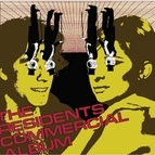 The Residents альбом Commercial Album (pREServed Edition)