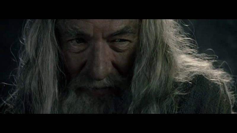Пендальф забыл дорогу. Рассказ про Голова. Властелин колец Братва и кольцо. (Перевод гоблина)