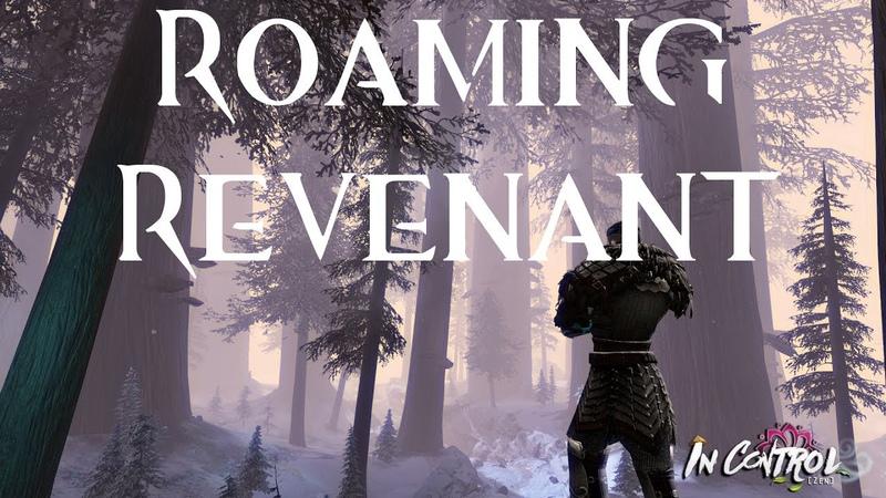 GW2   Skeggox [Revenant] WvW Roaming   Ice And Snow