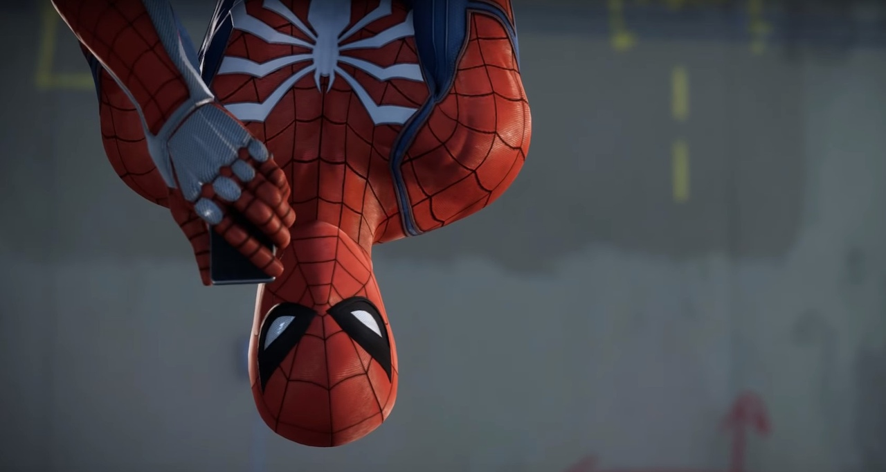 Человек-паук от Insomniac Games