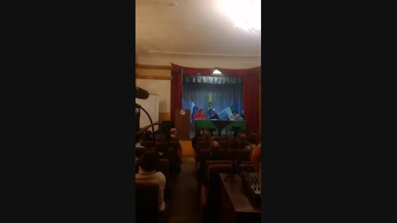 Межрегиональная конференция в п. Урдома. Часть 2.