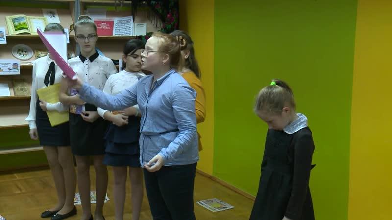 Концерт в Библиотеке им Ерошенко Детский театр Молоко