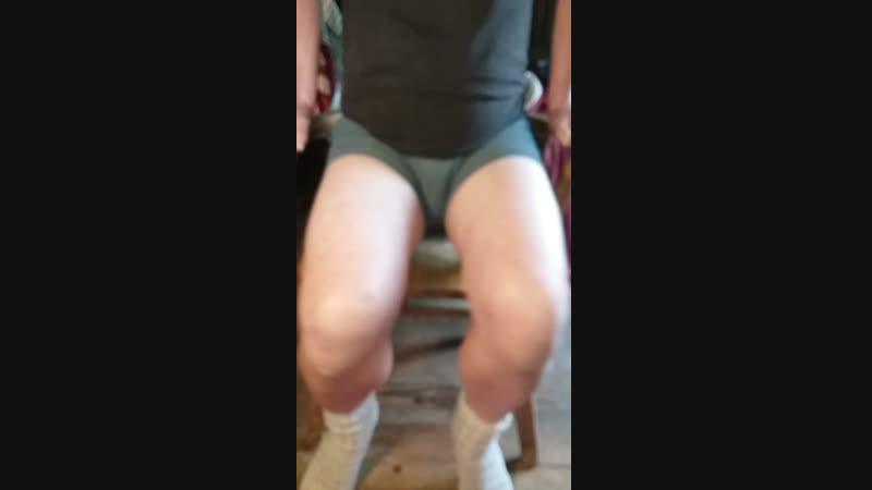 Wet boxer briefs