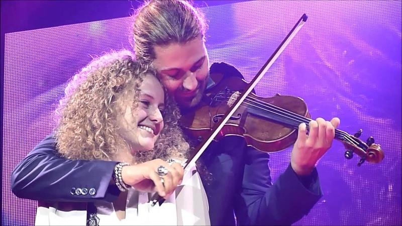 David Garrett - Classic Revolution Tour - Nürnberg 9.10.2014 - Your SongElton John