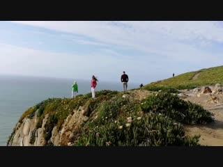 Cabo da Roca. Portugal