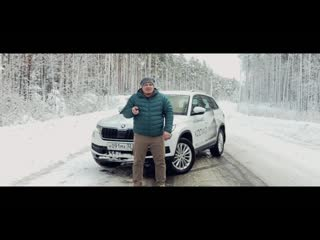 Тест-драйв Skoda Kodiaq 2019