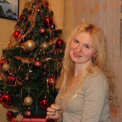 Ольга Чернобай