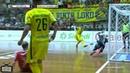 Goleiro Careca faz duas defesas milagrosas e salva o Atlântico Futsal na LNF 2018