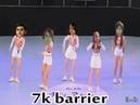 7k barrier ( lmao)