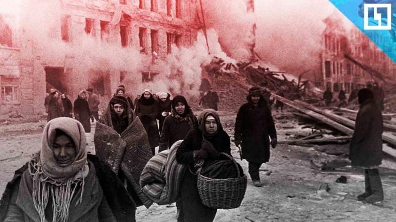 Блокада Ленинграда. Истории из жизни