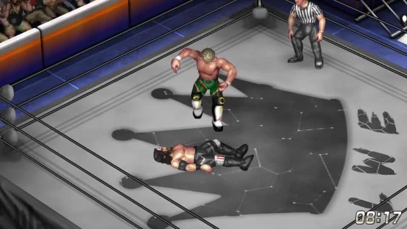 Alex Derek VS Kenny Omega. Single Match