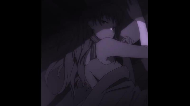 → Evangelion → Shinji Ikari → Asuka Langley