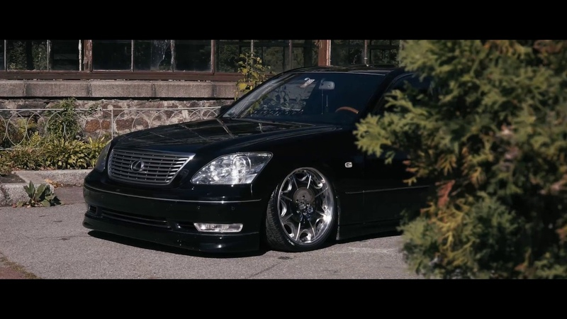 VIP Lexus LS 430 on Air Suspension Luft MadLife Prod.