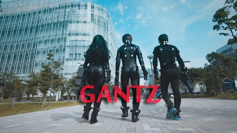 GANTZ COSPLAY CINEMATIC · Prologue Introduction to GANZ