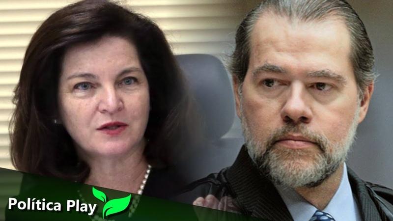 Raquel Dodge perde a PACIÊNCIA com Toffoli e Moraes sobre o inquérito ilegal - Política Play