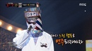 [King of masked singer] 복면가왕 - 'a knight of the razor' 2round - reunion in memory 20180325 кфк