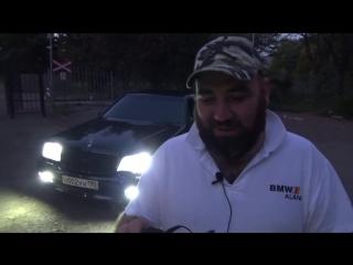 ASATA channel. Mercedes W140 [S600] Brabus Style