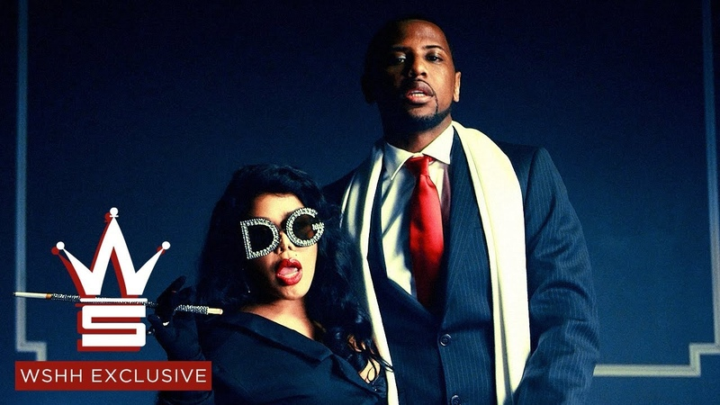 Lil' Kim Feat. Fabolous Spicy (WSHH Exclusive - Official Music Video)