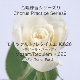 Wolfgang Amadeus Mozart альбом Chorus Practice Series 9, Mozart: Requiem in D Minor, K. 626 (Training Track for Tenor Part)