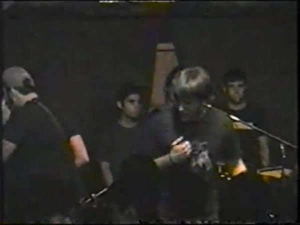 Unearth - Live in The Alley Miami, Florida 12.06.2003