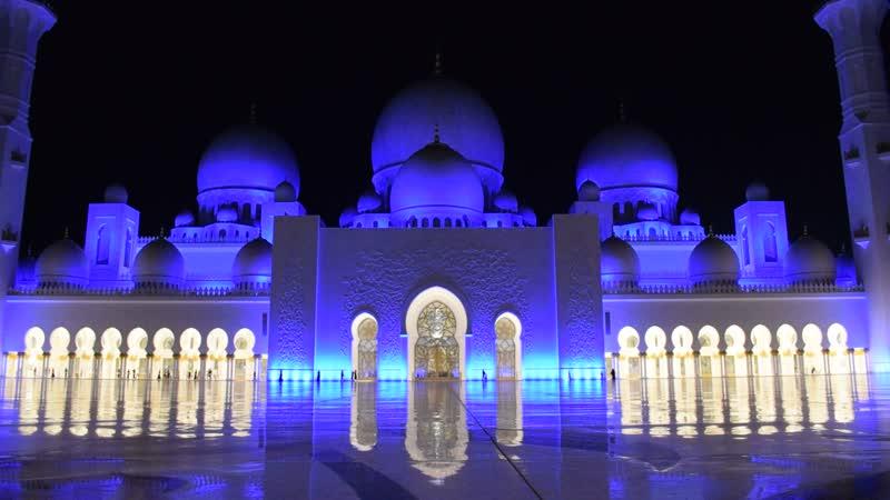 Sheikh Zayed Mosque (Abu-Dabi, UAE)