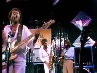 Average white band cut the cake