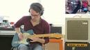 Evert Zeevalkink - Guitar Looping #15: Tech 21 Liverpool direct in board