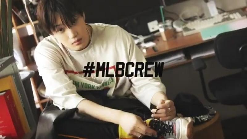 [MLB] 180921 EXO x MLB 2018 F⁄W @ EXO