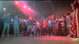 Beat Street The Roxy 1984 nyc breakers vs Rock Steady Crew
