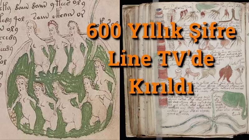 600 Yıldır Gizemi Çözülemeyen Voynich Elyazmasının Sırrı Line Tvde Çözüldü - 2 20.03.2018