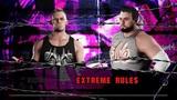 NWGC O.M.G. SHOW Casey Jones vs FatMan Extreme rulzz match