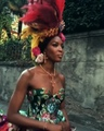 Naomi Campbell в Dolche&ampGabbana
