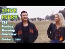 Steve Perry on CBS Sunday Morning - Full Interview