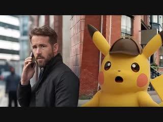 Покемон: Детектив Пикачу - трейлер | POKÉMON Detective Pikachu - Official Trailer #1