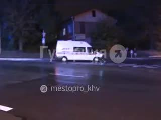 Молодая хабаровчанка погибла под колесами «Лексуса». Mestoprotv