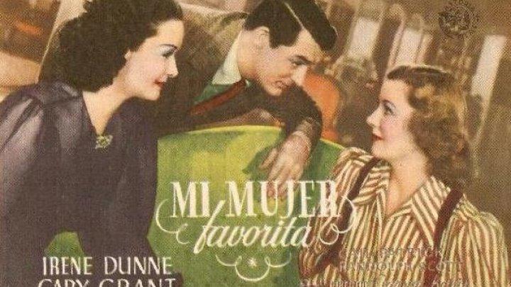 Mi mujer favorita (1940) 3