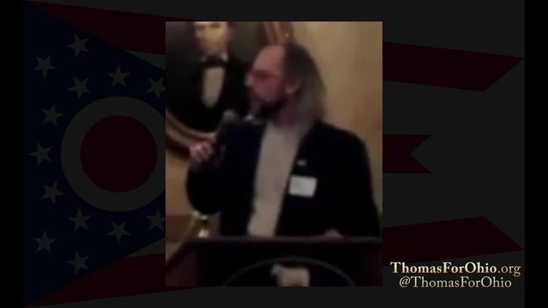 Sonny Thomas @ WCRW candidates forum - Lebanon, Ohio 3.24.14