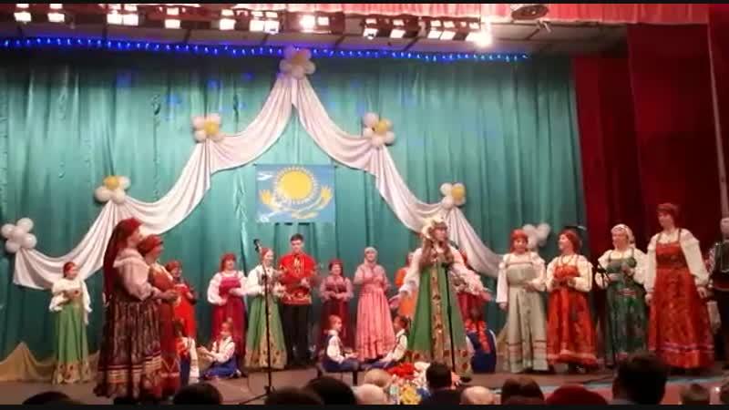 Литературно - музыкальная композиция Весняночка