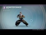 Destiny_20180129 BLACK WARLOCK . MONSTER DANCE .