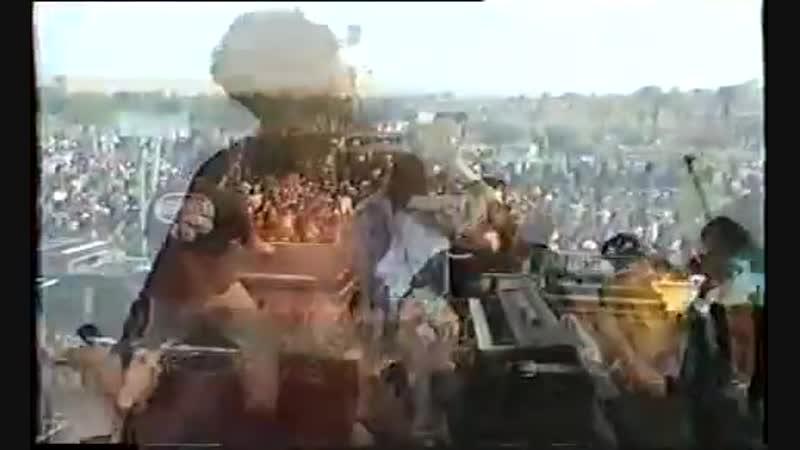 Goa Trance Party Video feat MFG, Shakta, Astral Projection, etc Karahana Ganey Huga, 1997 VHS