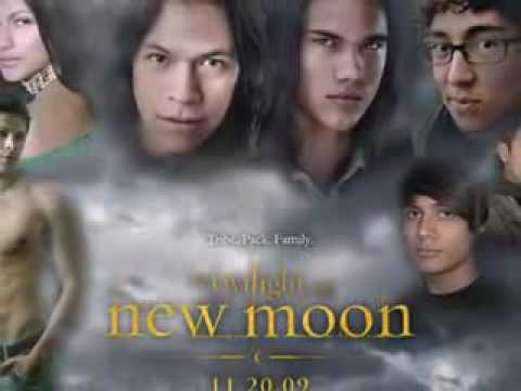 New Moon Official Wolf Pack