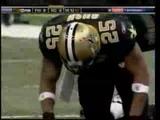 Reggie Bush gets slammed