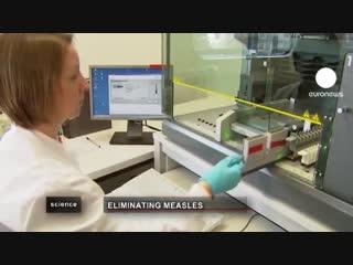 Euronews science корь - забытая опасность