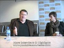 Haven's Lucas Bryant, Jim Dunn Sam Ernst Exclusive Interview at London MCM Expo Oct 2010