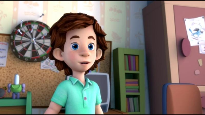 Фиксики - Сифон ( Развивающие мультики для детей)